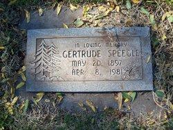 Gertrude Speegle