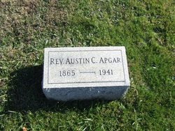 Rev Austin C. Apgar