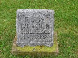 Ruby Close