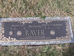 Vet Frank Pat Raver