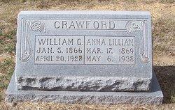 William G Crawford