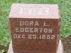 Dora L Edgerton