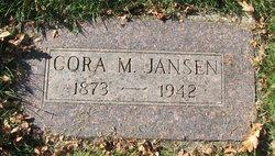 Cora M. Jansen