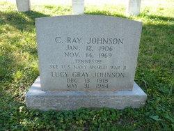 Lucy <i>Gray</i> Johnson
