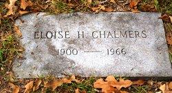 Eloise K. <i>Helbig</i> Chalmers