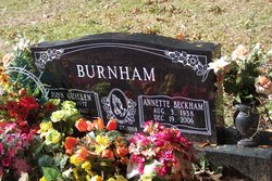 Annette <i>Beckham</i> Burnham