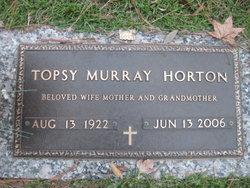 Topsy <i>Murray</i> Horton