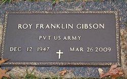 Roy Franklin Frank Gibson