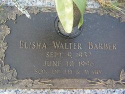 Elisha Walter Barber
