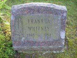 Frank A. Whitney