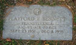 Playford E Bennett