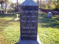 Alethia Paxton Lilly Boteler