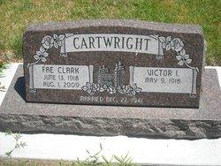 Fae <i>Clark</i> Cartwright