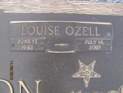 Louise Ozell <i>Wilson</i> Sutton