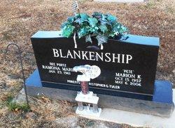 Marion K Pete Blankenship