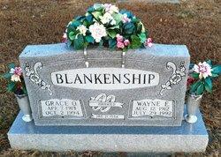 Grace O Blankenship
