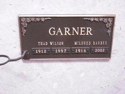 Mildred Louise Barbee Garner