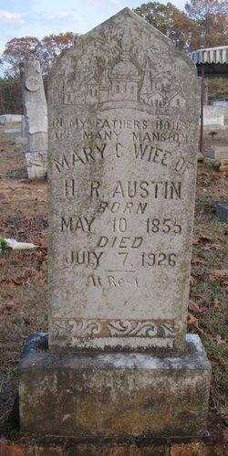 Mary C. <i>Medlen</i> Austin