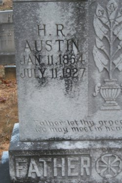 Hiram Robinson H. R. Austin