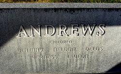 Millie J. <i>Durfee</i> Andrews