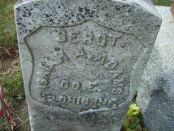 Sgt Isaiah Adams