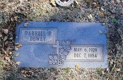 Darrell Ray Dewey