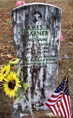 James R Barner