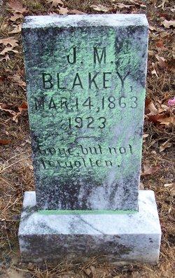 J M Blakey
