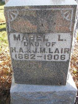 Mabel L <i>Lair</i> Edwards