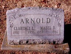 Clarence E Arnold