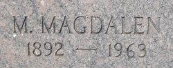 M. Magdalen Betzen