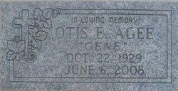 Otis E Agee