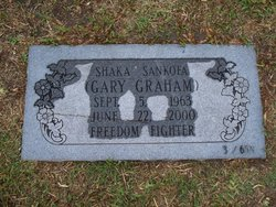 Gary Lee Shaka Sankofa Graham