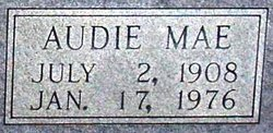 Audie Mae <i>Hutson</i> Baird
