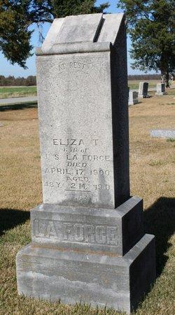 Eliza Tamson <i>Taylor</i> LaForce