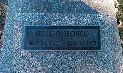Jessie M. <i>Hartmann</i> Bechtold