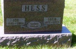 Sophia <i>Rayman</i> Hess