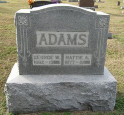 Hattie A. Adams