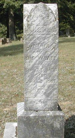 Cynthia A. <i>Latham</i> Wyatt
