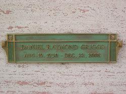 Daniel Raymond Griggs
