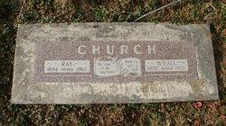 Henry Raymond Ray Church