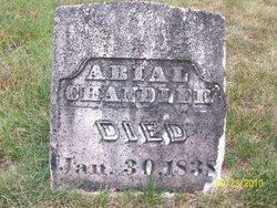 Abiel Chandler