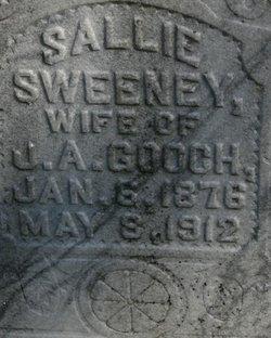 Sallie <i>Sweeney</i> Gooch