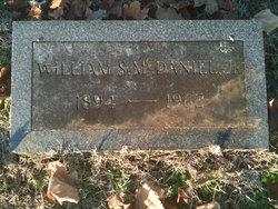 William Sidney McDaniel, Jr