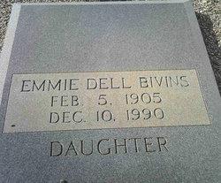 Emmie Dell Bivins