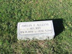 Amelia F. Alleyne