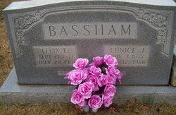 Felix Edward Bassham