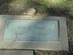 Ada <i>Chapman</i> True