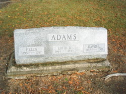 Edith B <i>Pelham</i> Adams