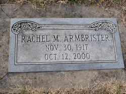 Rachel <i>Milton</i> Armbrister